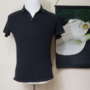 Marc Anthony Button Neck Polo Tshirt